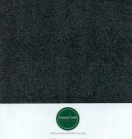 Central Craft Collection Glitter paper black A4