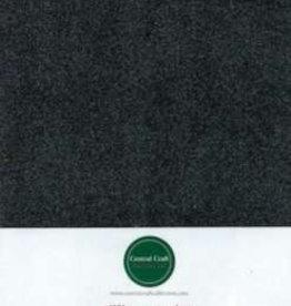 Central Craft Collection Glitterpapier zwart A4