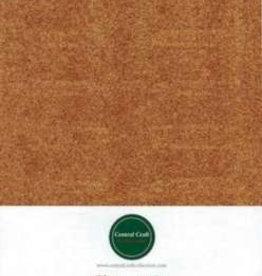 Central Craft Collection Glitzerpapier orange A4