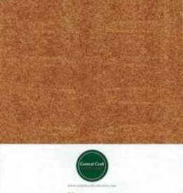 Central Craft Collection Papier scintillant orange A4