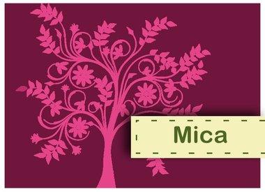 Mica sheets