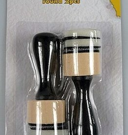 Nellie's Choice IAP003 Ink applicator round (2app+4foam)