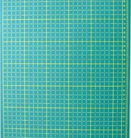 Hobby Crafting & Fun Cutting mat, Green, 300x450x2mm, 1 pce/ bag