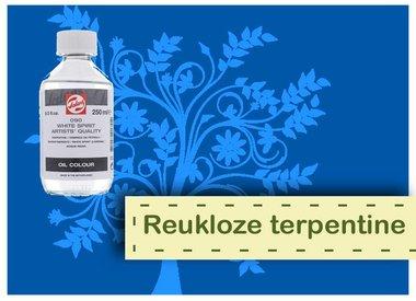 Odorless turpentine