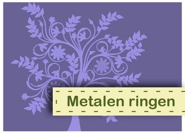 Anneaux métalliques