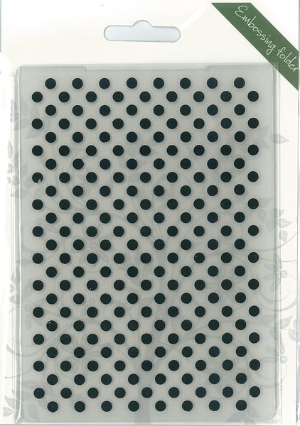 Romak Embossing folder Dots