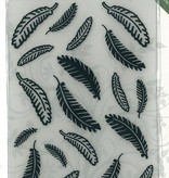 Romak Embossing folder Feathers