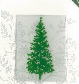 Romak Embossing folder Christmas tree