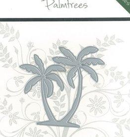 Romak Romak cutting die Palmtrees