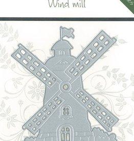 Romak Romak Schneiden der Windmühle