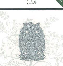 Romak Romak cutting die Owl