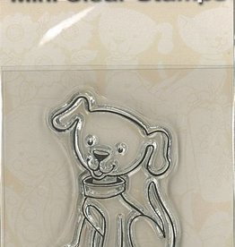 Mini Clear Stamps - Dog