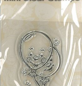 Mini Clear Stamps - Balloon