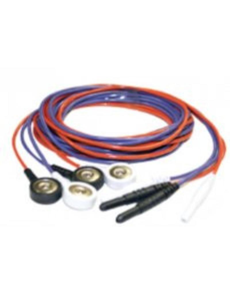 C-Naps Patch kabel ECG snap on - NEUROWEBSHOP.EU