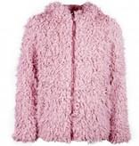 VinRose Vinrose winter vest/jas Teddy - peach skin -maat 98/104, 110/116, 122/128, 134/140, 146/152, 158/164