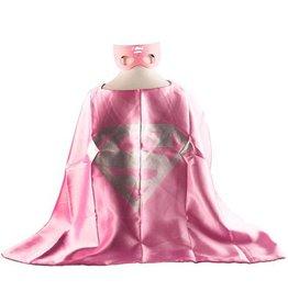 Superwoman cape en masker