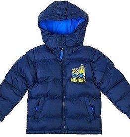 Minions Despicable Me Minions jongens winterjas - blauw