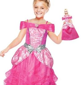 Barbie Barbie Heart Prinses  verkleedjurk