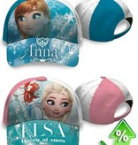 Disney Frozen Elsa Anna cap - maat 52