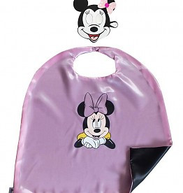 Mickey Mouse cape en masker