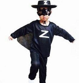 Zorro verkleedpak jongens