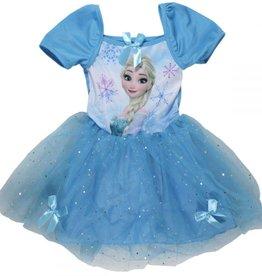 Disney Frozen Elsa jurk - blauw