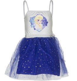 Disney Frozen Elsa jurk - blauw/glitter