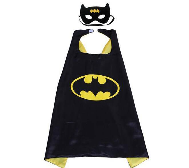 Batman cape + masker