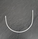 Bra underwire basic in stainless steel