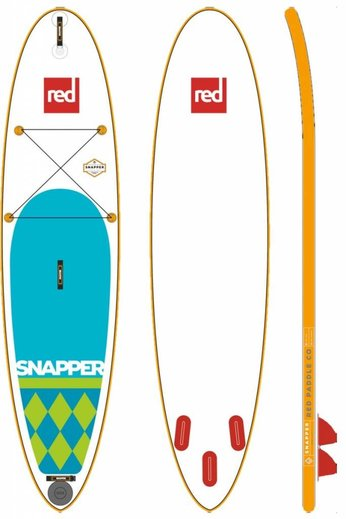 "Red Paddle Co Red Paddle Co. 9'4 x 27"" Snapper 2017"