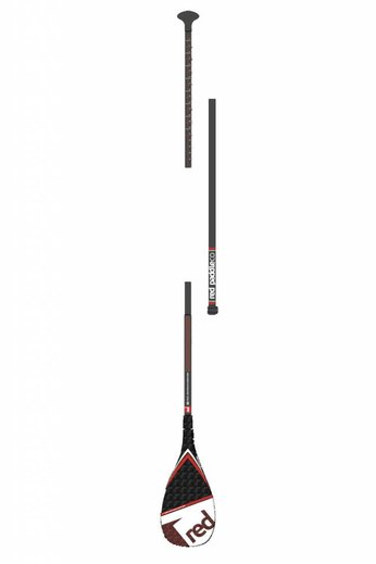 Red Paddle Co Red Paddle Co. 17 Carbon Vario 3pc Paddle