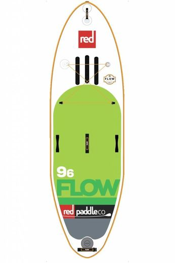"""Red Paddle Co Red Paddle Co. 9'6 x 34"""" Flow 2017"""