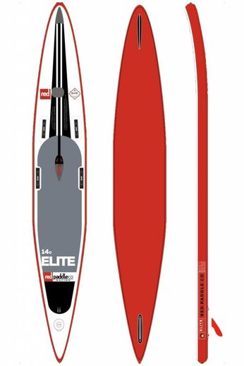 """Red Paddle Co 14'0 x 25"""" Elite 2017"""