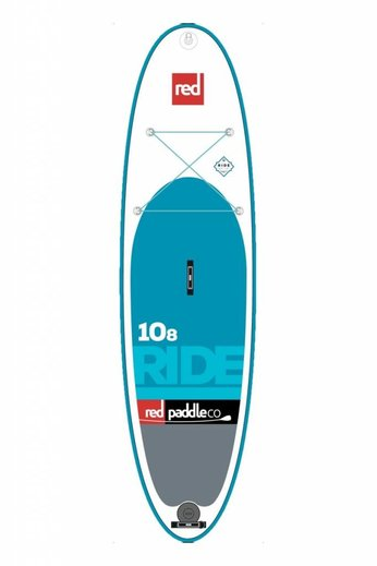 """Red Paddle Co Red Paddle Co. 10'8 x 34"""" Ride Package 2017"""