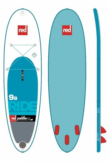 "Red Paddle Co Red Paddle Co. 9'8"" x 31"" Ride Package 2017"