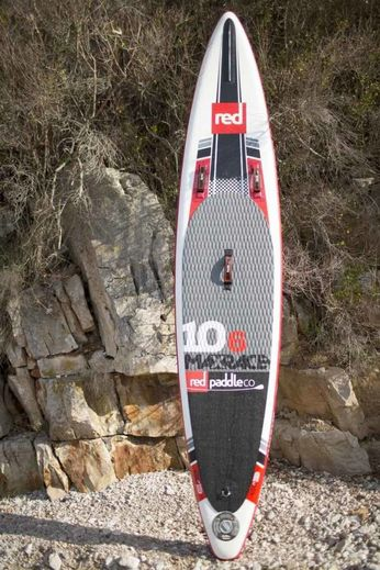 """Red Paddle Co Red Paddle Co. 10'6 x 24"""" Max Race 2017"""