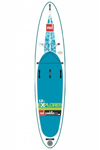 """Red Paddle Co Red Paddle Co. 12'6 x 32"""" Explorer 2017"""
