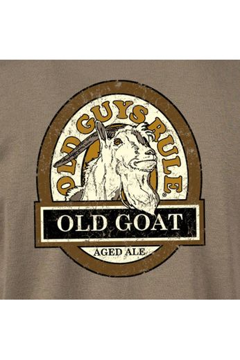 Old Guys Rule Old Goat T-Shirt