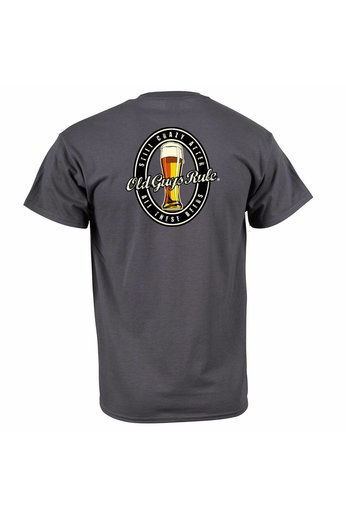Old Guys Rule Still Crazy After All These Beers T-Shirt