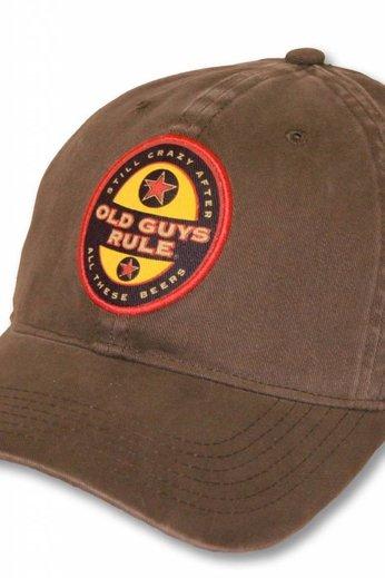 Old Guys Rule Beer Label Cap