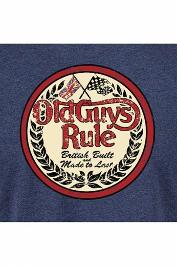 Old Guys Rule British Built T-Shirt