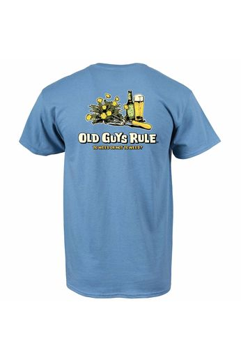 Old Guys Rule To Weed Or Not To Weed T-Shirt