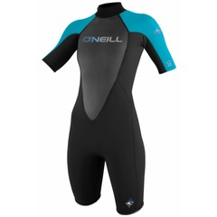 O'Neill Wetsuits Womens Reactor 2/2mm Spring