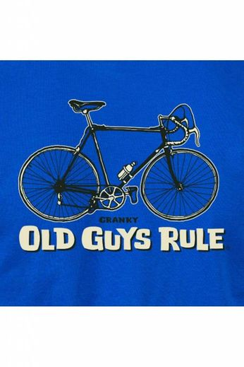 Old Guys Rule Cranky T-Shirt