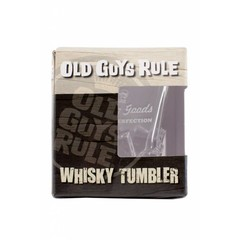 Old Guys Rule Aged To Perfection Tumbler
