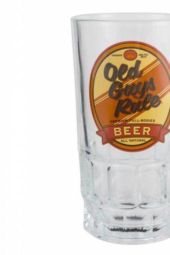 Old Guys Rule Beer Belly Beer Stein