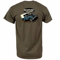 Old Guys Rule Dirty Weekend 3 T-Shirt
