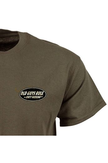 Old Guys Rule Dirty Weekend 3 T-Shirt