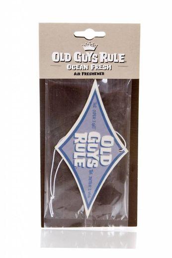 Old Guys Rule Diamond Logo Air Freshener