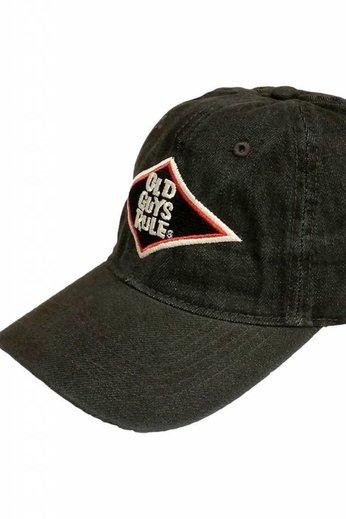 Old Guys Rule Diamond Logo Cap
